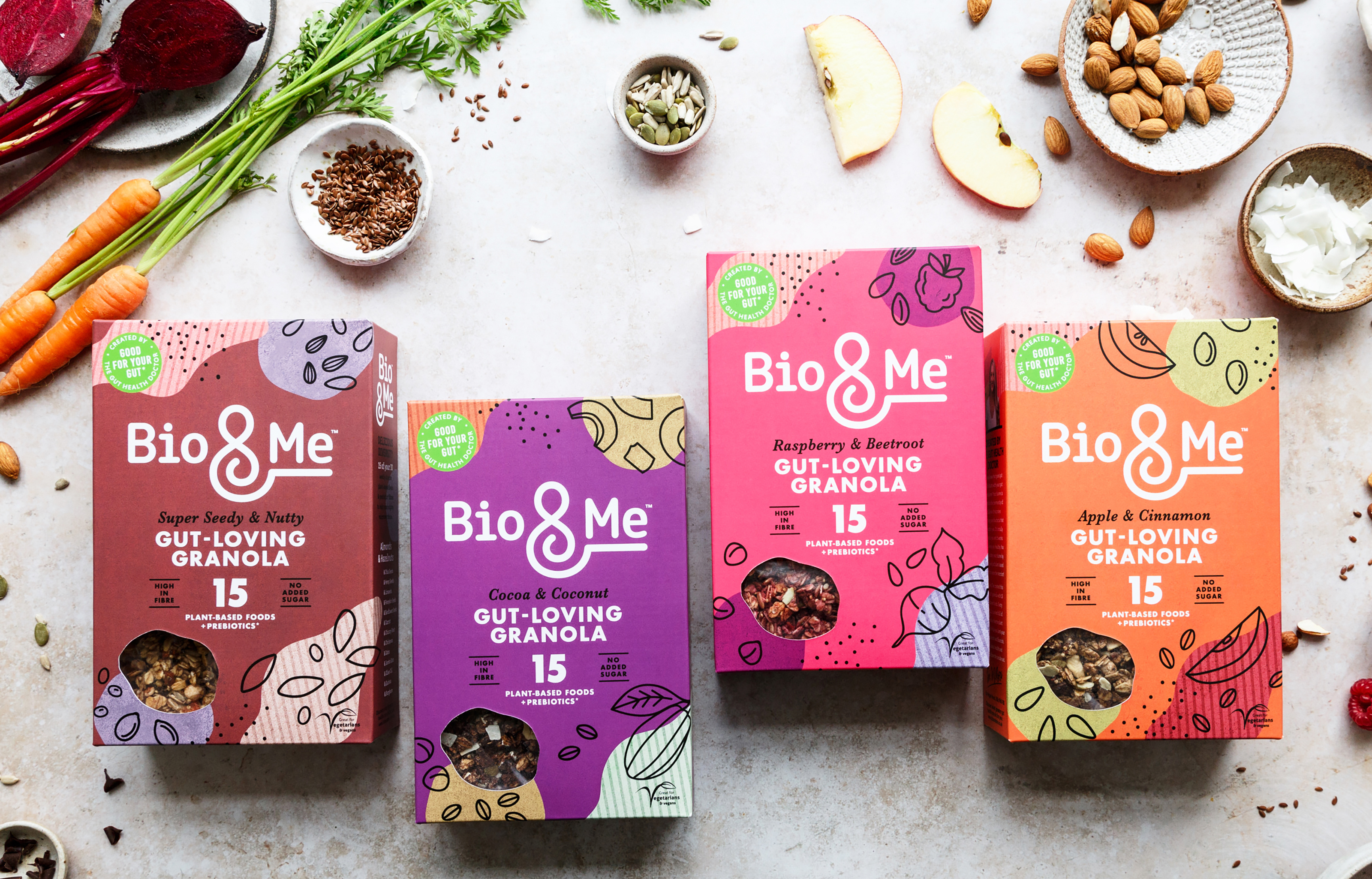 Bio Me All Packs Web