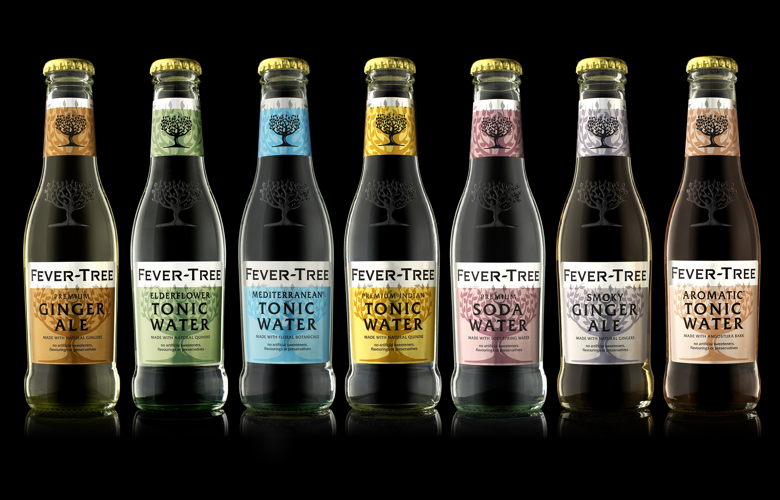 Fever Tree Range