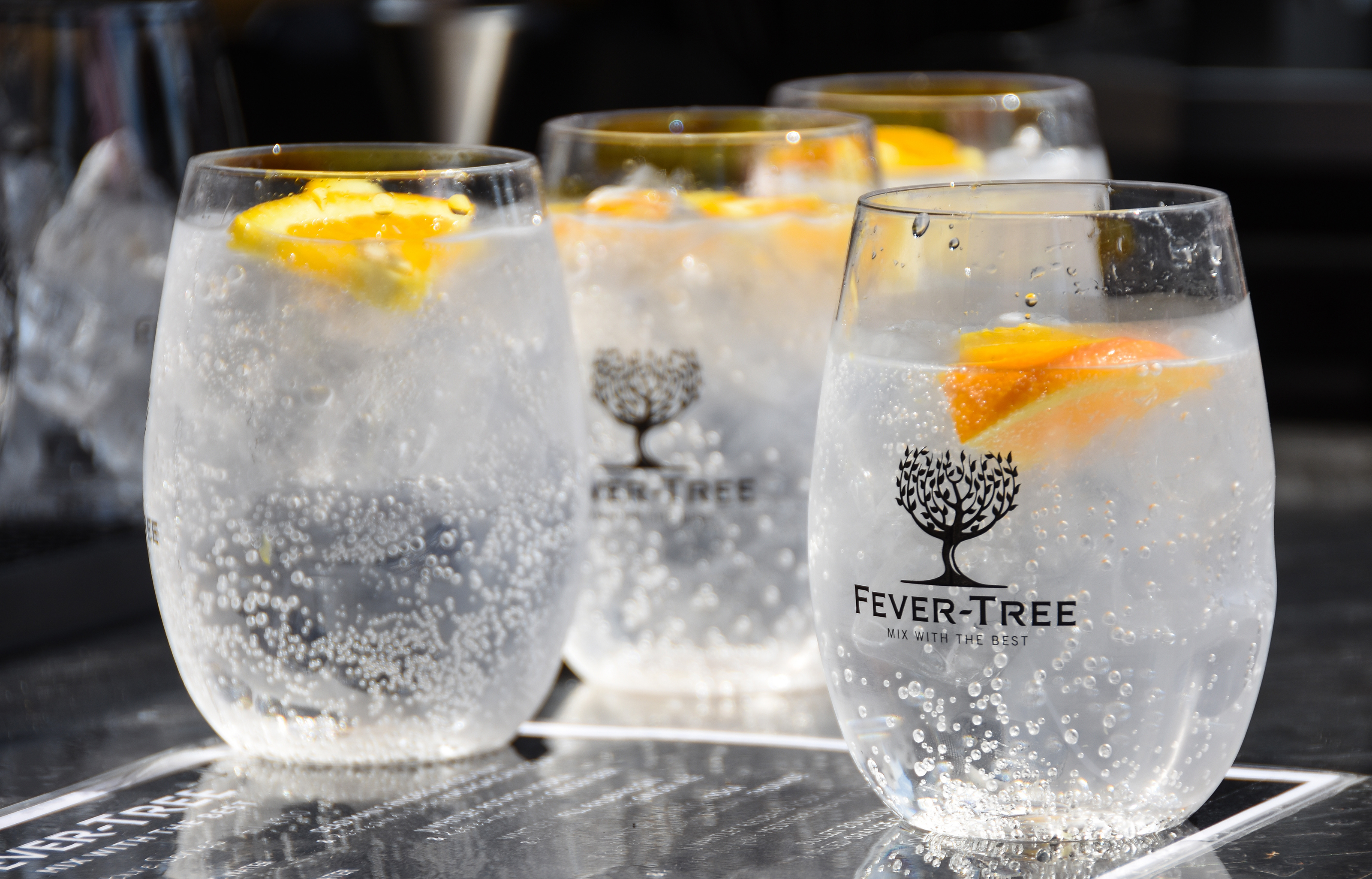 Fever Tree Glasses