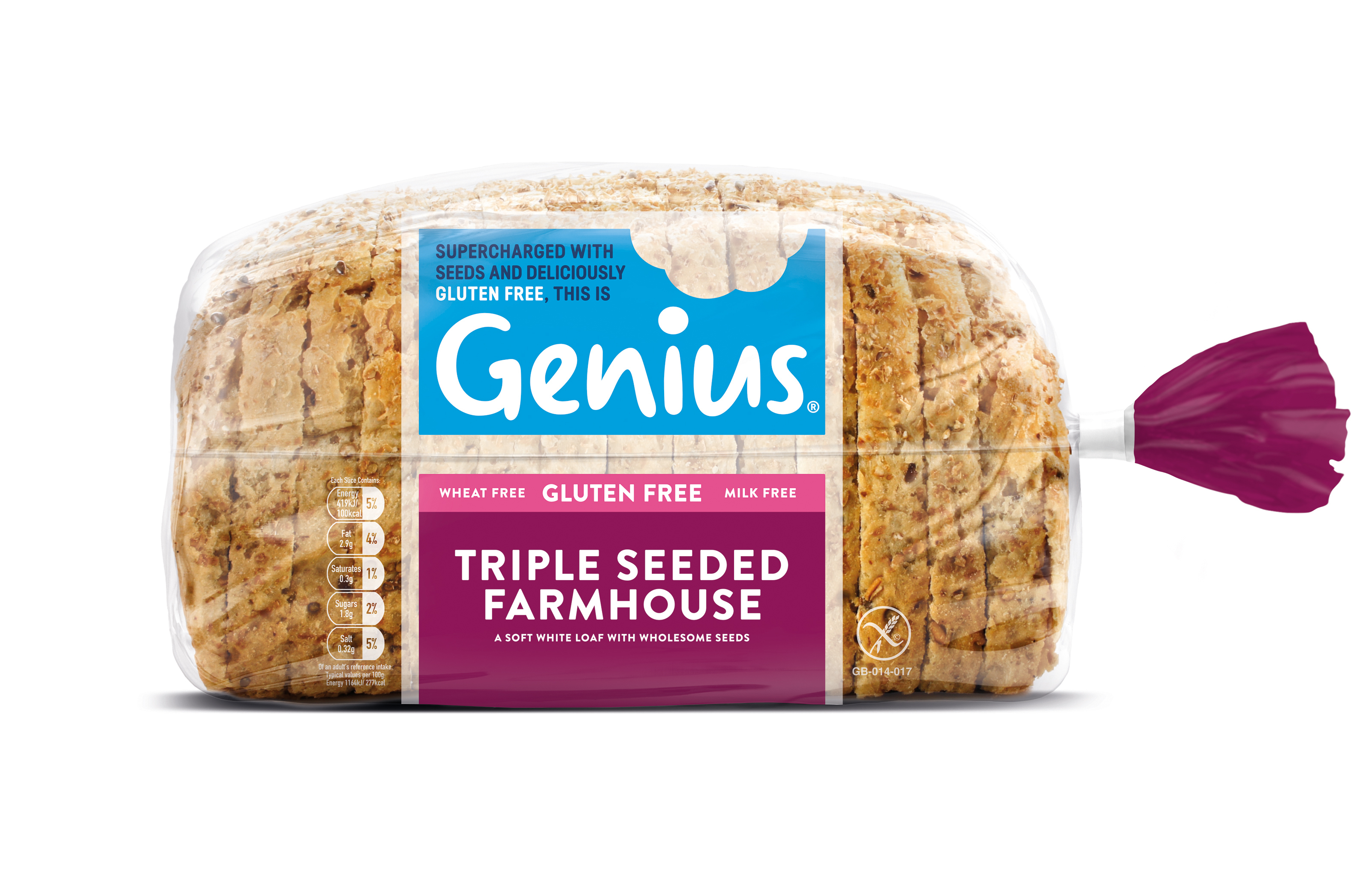 Genius Triple Seeded