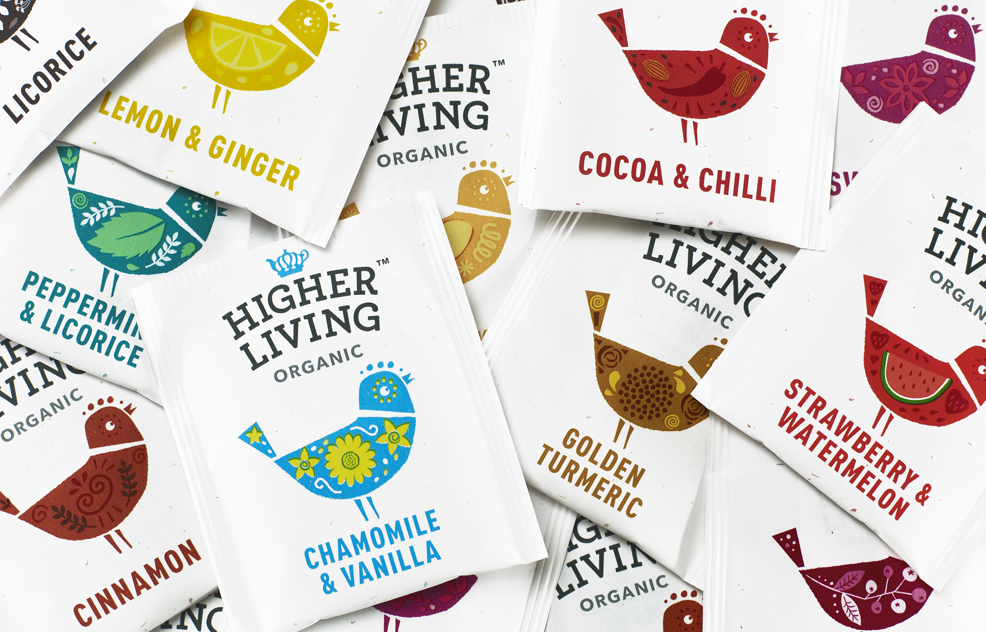 Higher Living Sachets