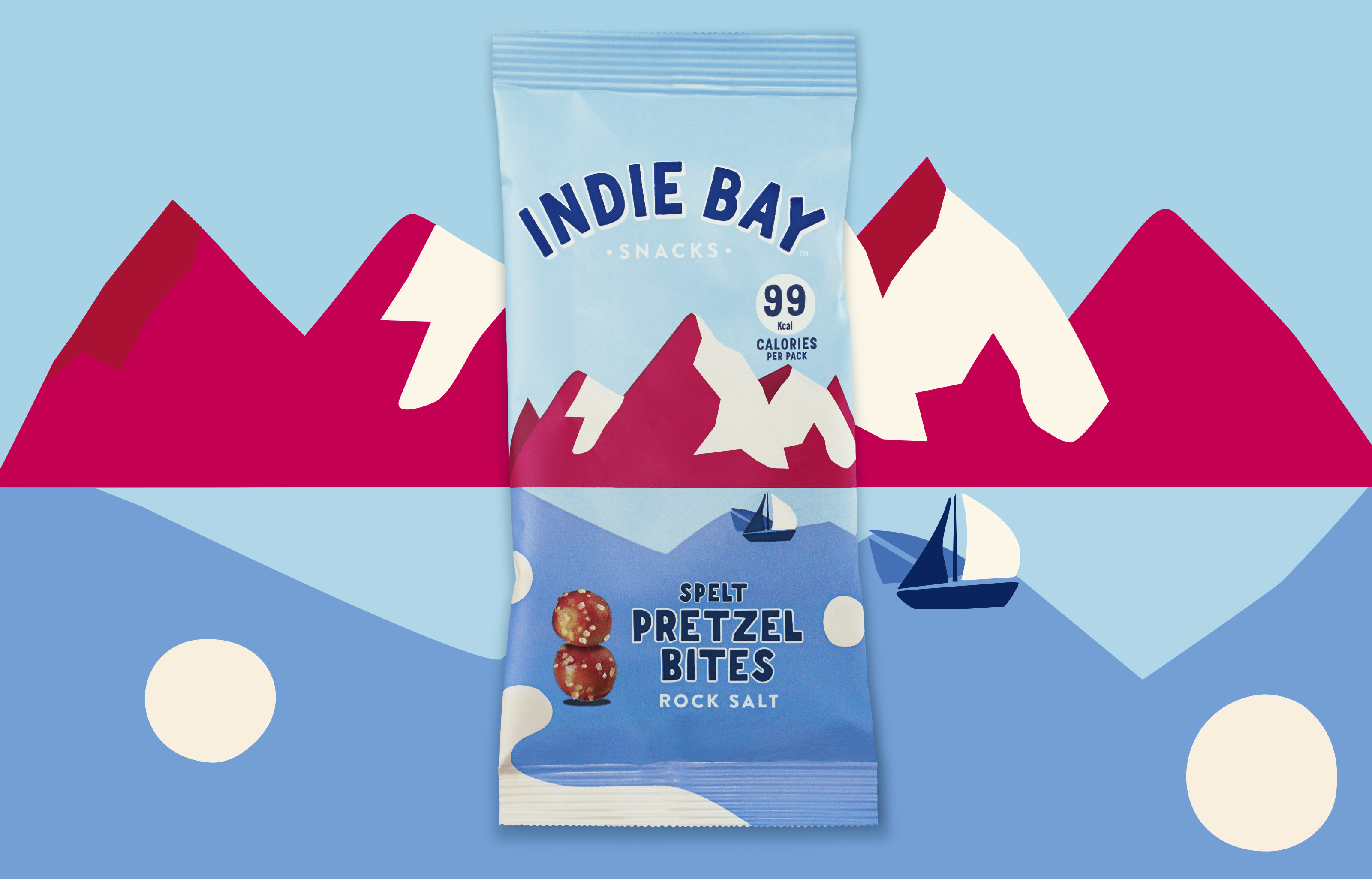 Indie Bay Rock Salt Ext