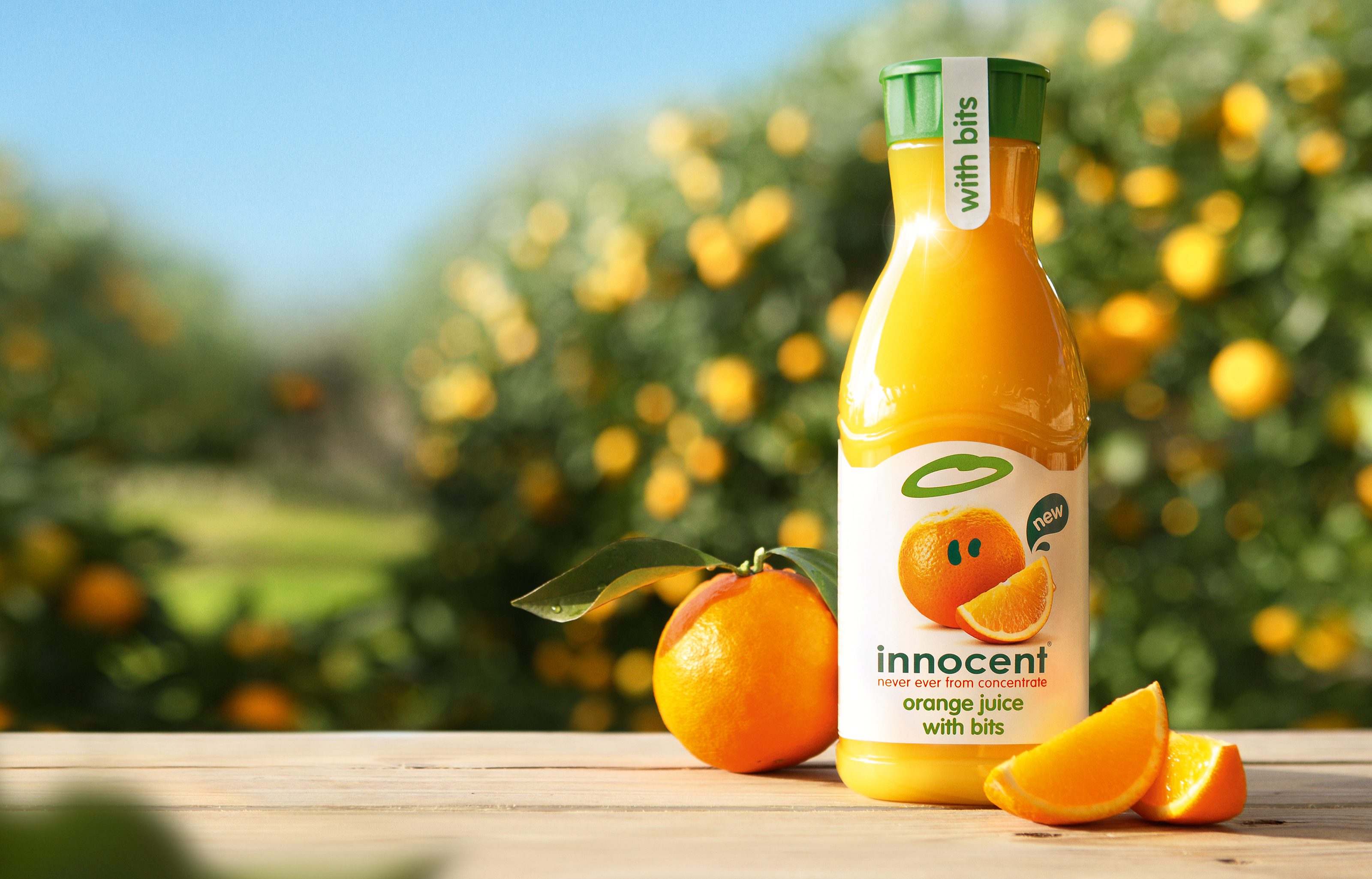 Innocent Juice Ad