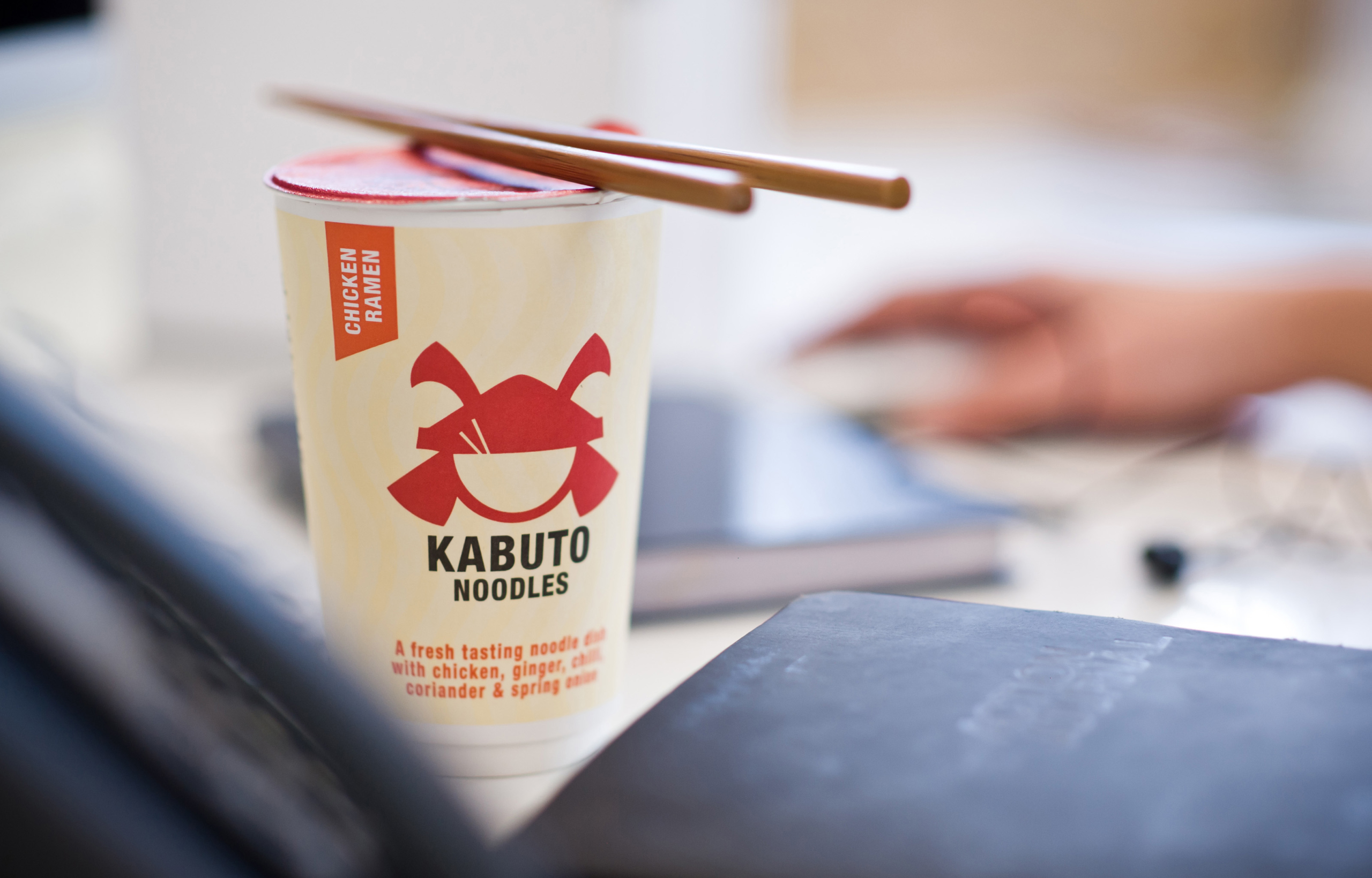 Kabuto Pot Desk