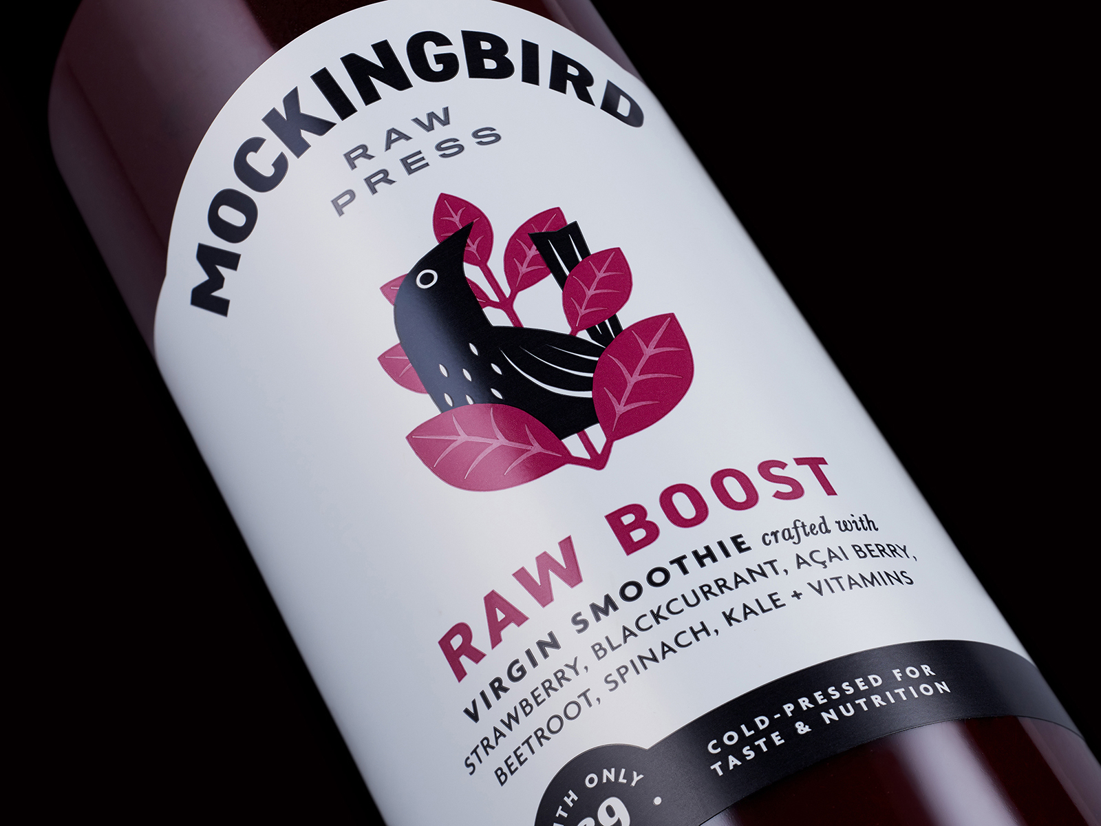 Mockingbird Bottle Our Work