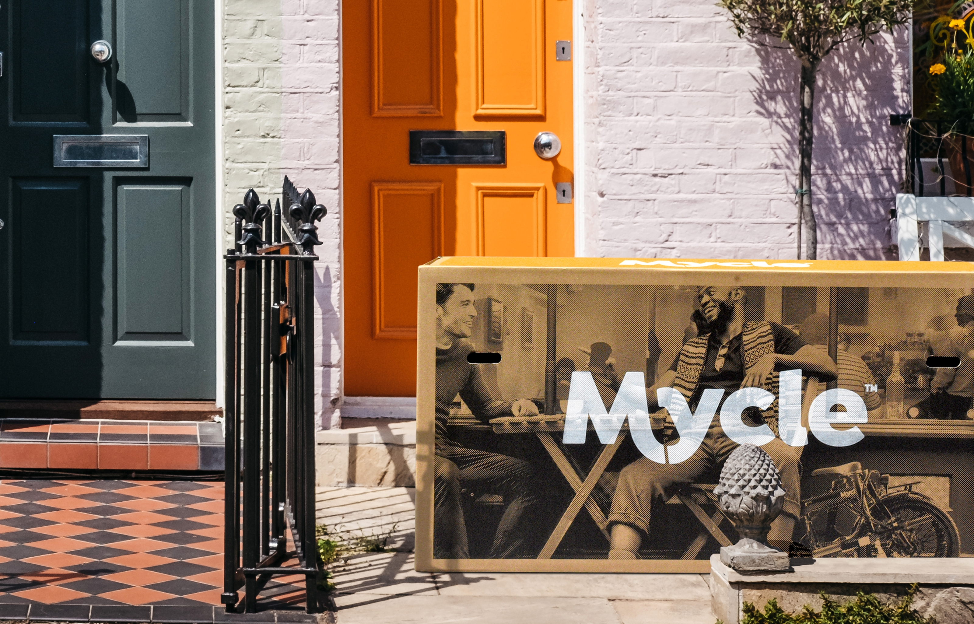 Mycle Delivery Box