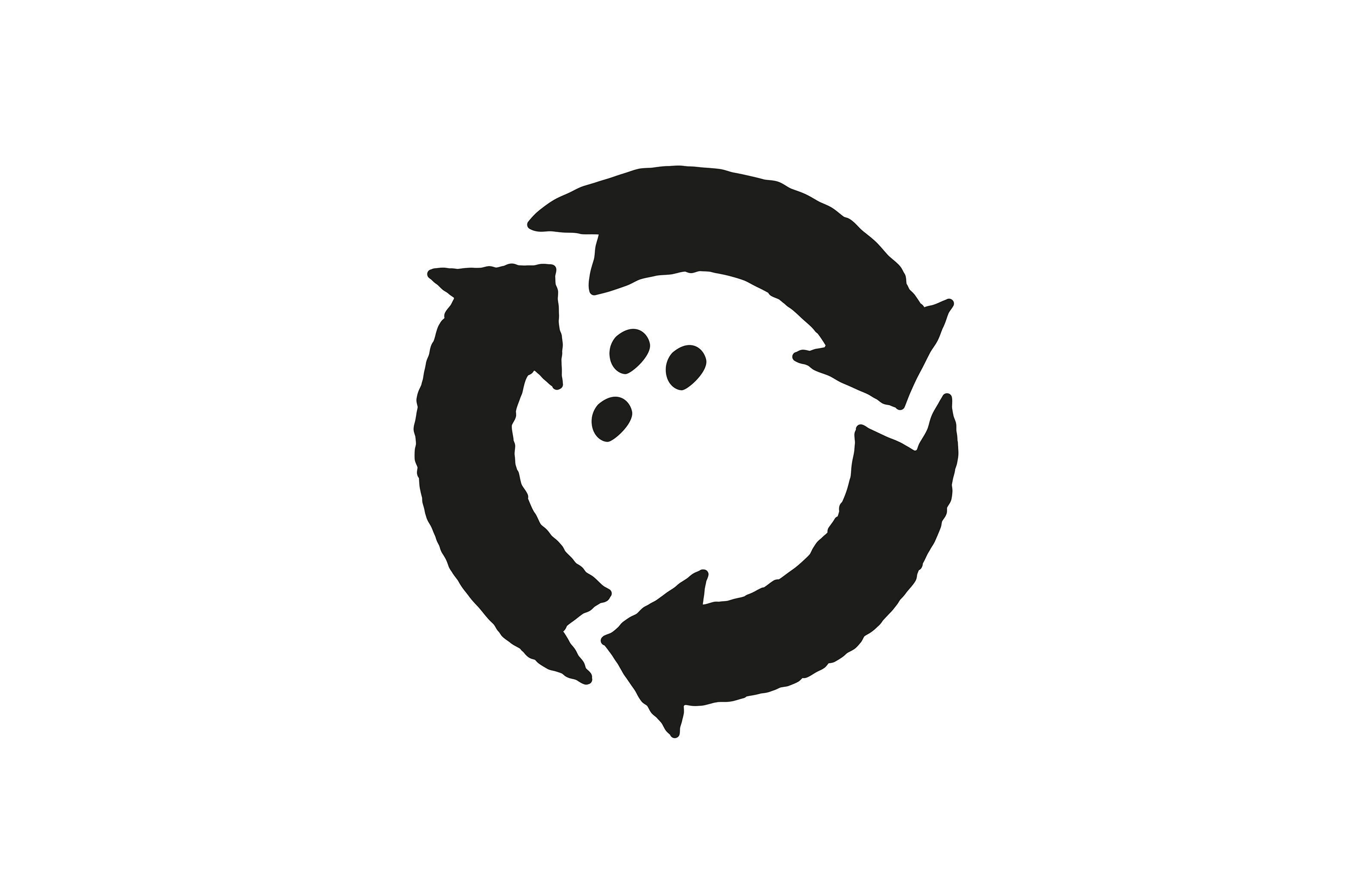 Rebel Kitchen Recycle Icon